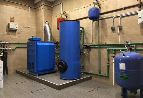 Монтаж автономного отопления в Ногинске