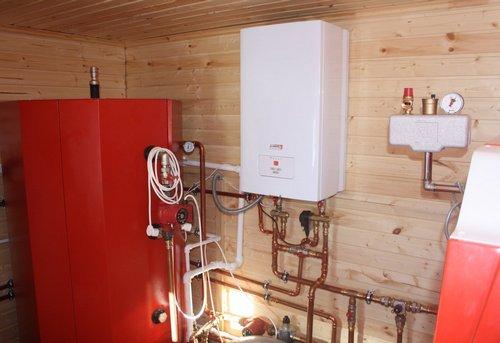 Монтаж электрического отопления в частном доме в Ногинске