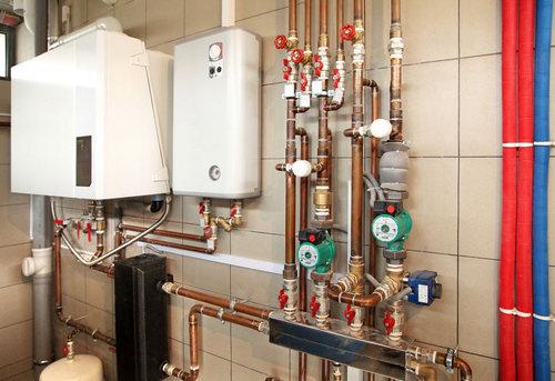 Монтаж газового отопления в частном доме в Ногинске
