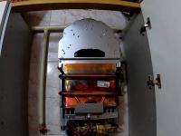 Монтаж газовой колонки в ванной