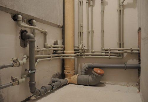 Монтаж канализации в квартире в Ногинске