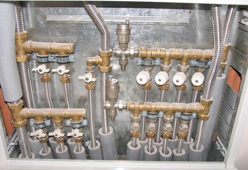 Монтаж нержавеющих труб водоснабжения в Ногинске
