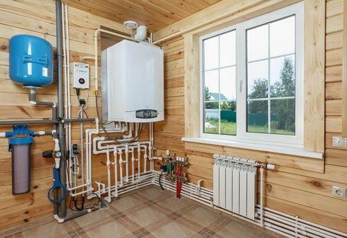 Монтаж отопления в частном доме в Ногинске