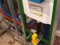 Монтаж металлопластиковых труб водоснабжения