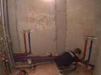 Монтаж систем водоснабжения под ключ