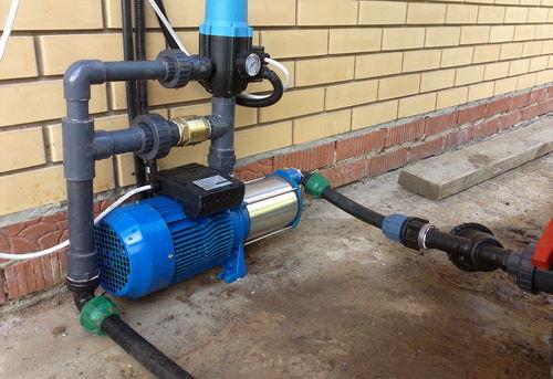 Монтаж водоснабжения на даче в Ногинске