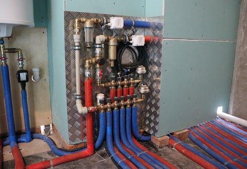 Монтаж водоснабжения в квартире в Ногинске