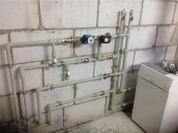 Обвязка комбинированного котла отопления