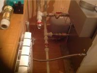 Обвязка напольного котла отопления