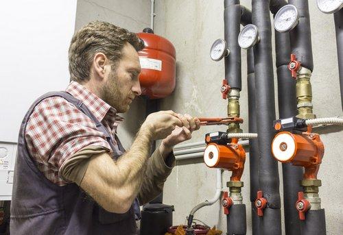 Опрессовка отопления в коттедже в Ногинске