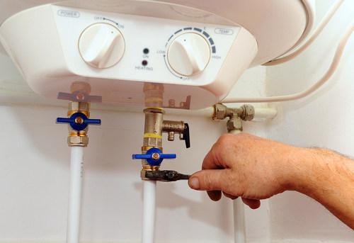 Подключение накопительного водонагревателя в Ногинске