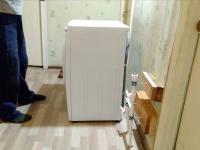 Подключение стиральной машины Elenberg