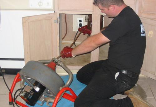 Гидродинамическая прочистка канализации в частном доме в Ногинске