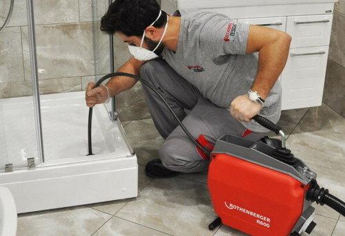Механическая прочистка канализации в частном доме в Ногинске