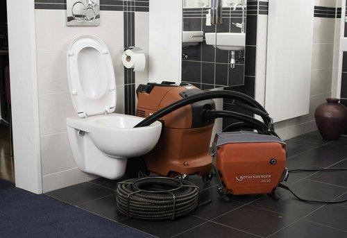 Прочистка канализации в ванной в Ногинске