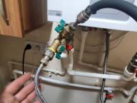 Промывка отопления в частном доме