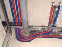 Разводка водоснабжения под ключ