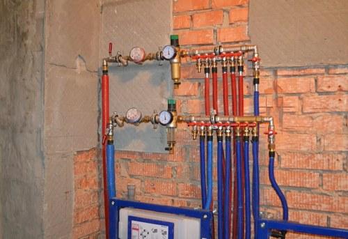 Разводка водоснабжения в квартире в Ногинске