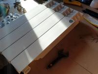 Установка батарей отопления в частном доме