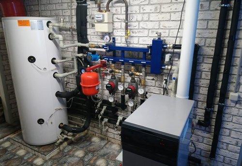 Установка бойлера косвенного нагрева Protherm в Ногинске