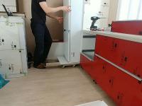 Установка и подключение холодильника