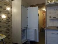 Установка холодильника Electrolux