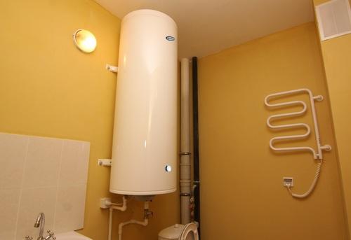 Установка настенного водонагревателя вертикально в Ногинске