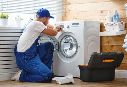 Установка отдельно стоящей стиральной машины в Ногинске