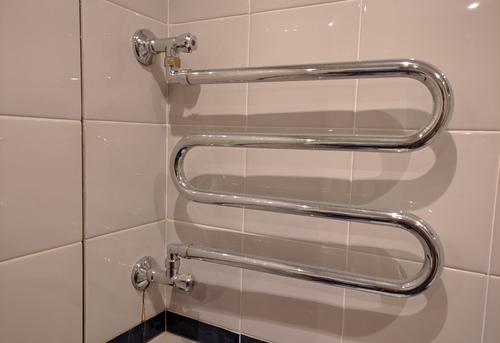 Установка полотенцесушителя с байпасом в Ногинске