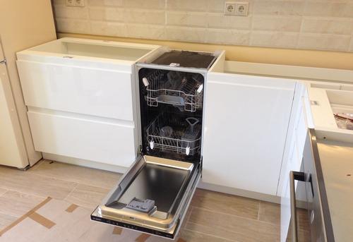 Установка посудомоечной машины в гарнитур в Ногинске