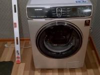 Установка стиральной машины Indesit