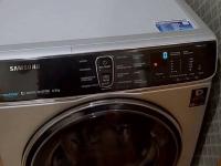 Установка стиральной машины Candy