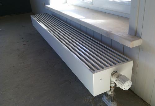 Установка водяного конвектора в Ногинске
