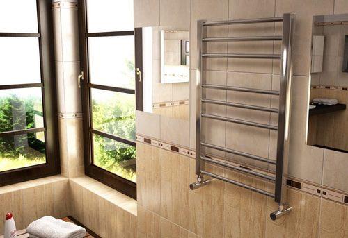 Установка водяного полотенцесушителя в Ногинске