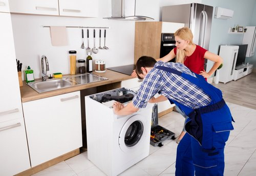Установка встраиваемой стиральной машины в Ногинске