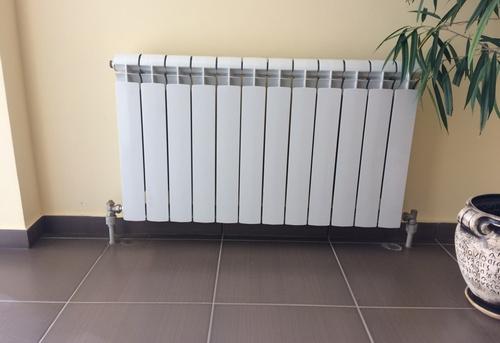 Замена алюминиевого радиатора отопления в Ногинске
