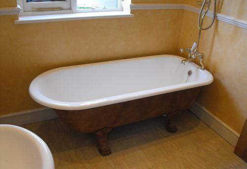 Замена чугунной ванны в Ногинске