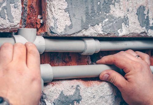 Замена отопительных труб из полипропилена в Ногинске