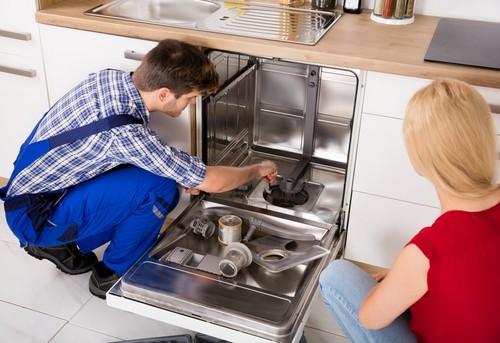 Замена посудомоечной машины в Ногинске