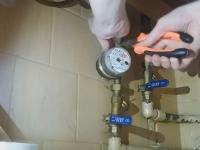 Замена счетчика воды