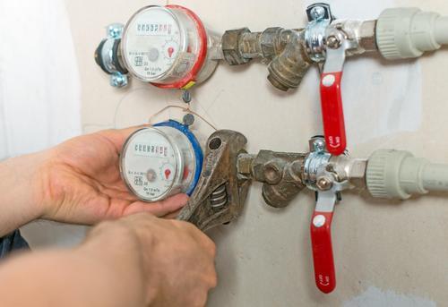 Замена счетчиков воды в Ногинске