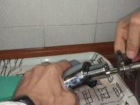 Замена рычажного смесителя