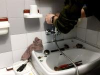 Замена смесителя на кухонной мойке