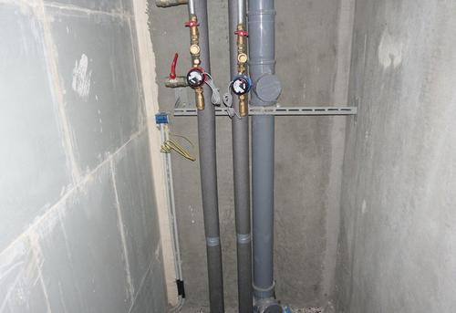 Замена стояка канализации в квартире в Ногинске