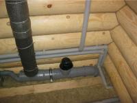 Замена канализационных труб в квартире