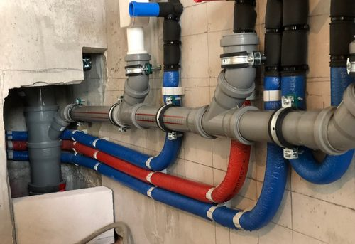 Замена труб канализации в квартире в Ногинске