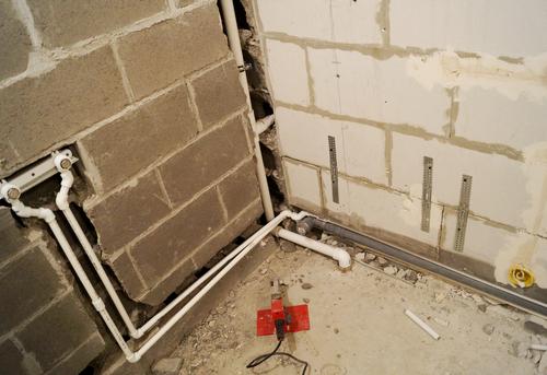 Замена труб канализации в ванной в Ногинске