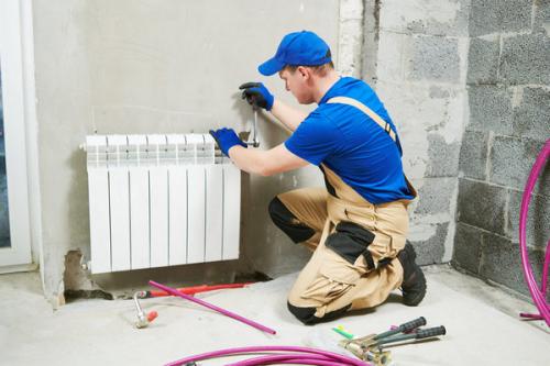 Замена батарей отопления в Ногинске